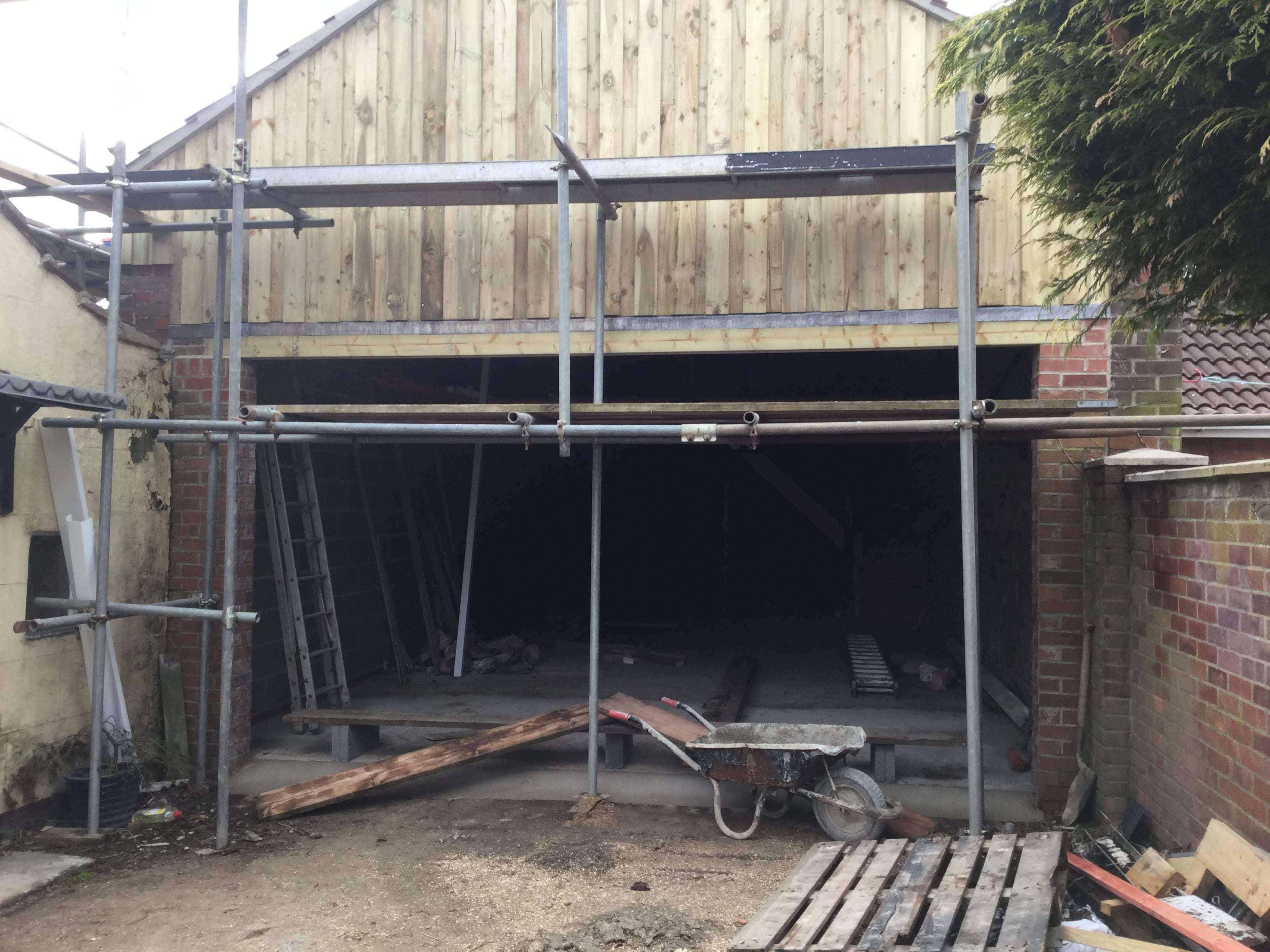 Insulated Roller Garage Door, York