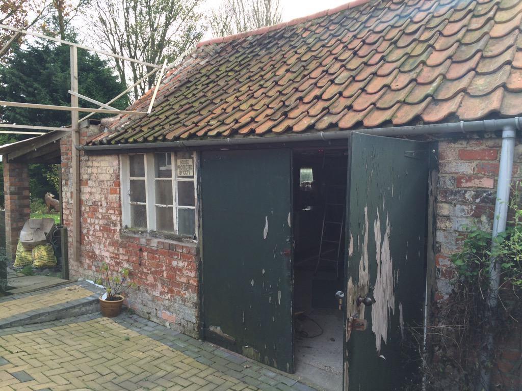 Designer Insulated Sectional Garage Door