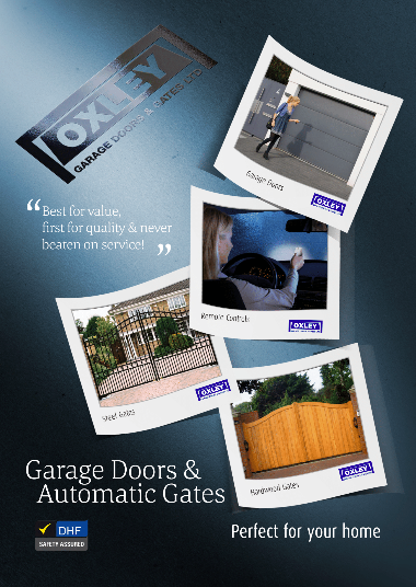 Garage Doors and Gates Brochure