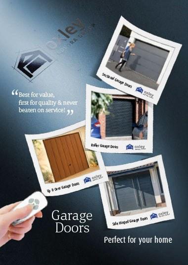 Garage Doors Brochure