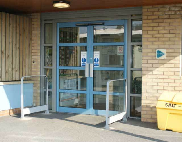 Oxley Commercial Shutters Automated Accsess nursery