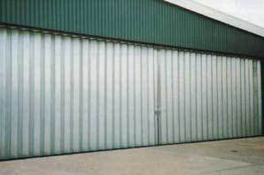 Oxley Commercial Shutters Folding Farm