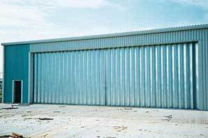 Oxley Commercial Shutters Folding Industrial