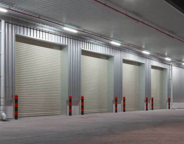 Oxley commercial Industrial Shutters Doors