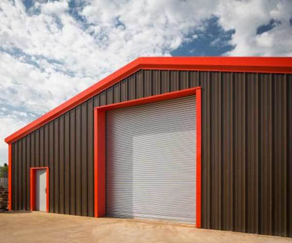 Oxley Commercial Shutters Industrial
