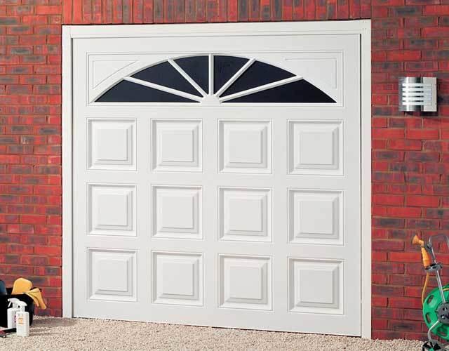 Oxley UPVC Up Over Garage Doors