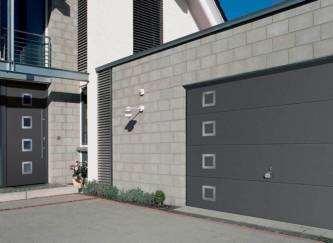 Oxley Designer Up Over Garage Door Style 203