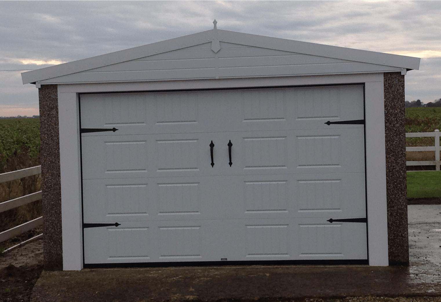 Sectional Coach House Garage Door