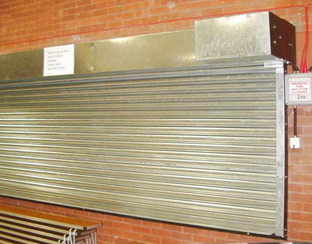 Oxley Fire Shutters Function