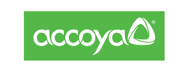 Accoya Wood Logo