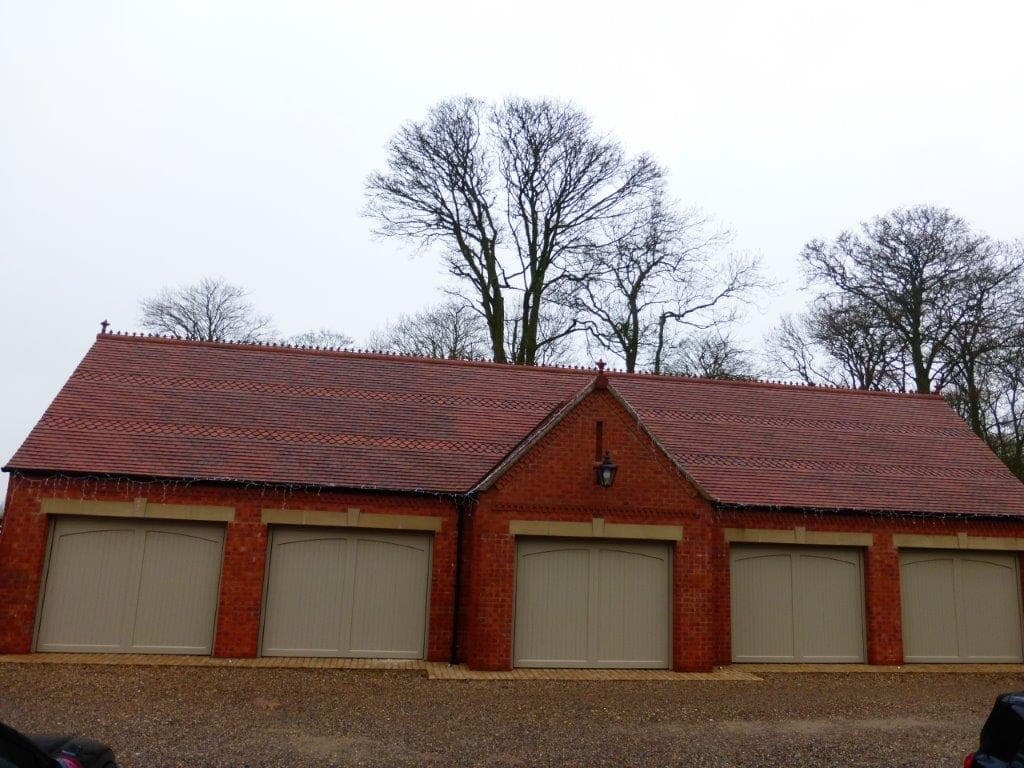 Timber Garage Doors in Bridlington