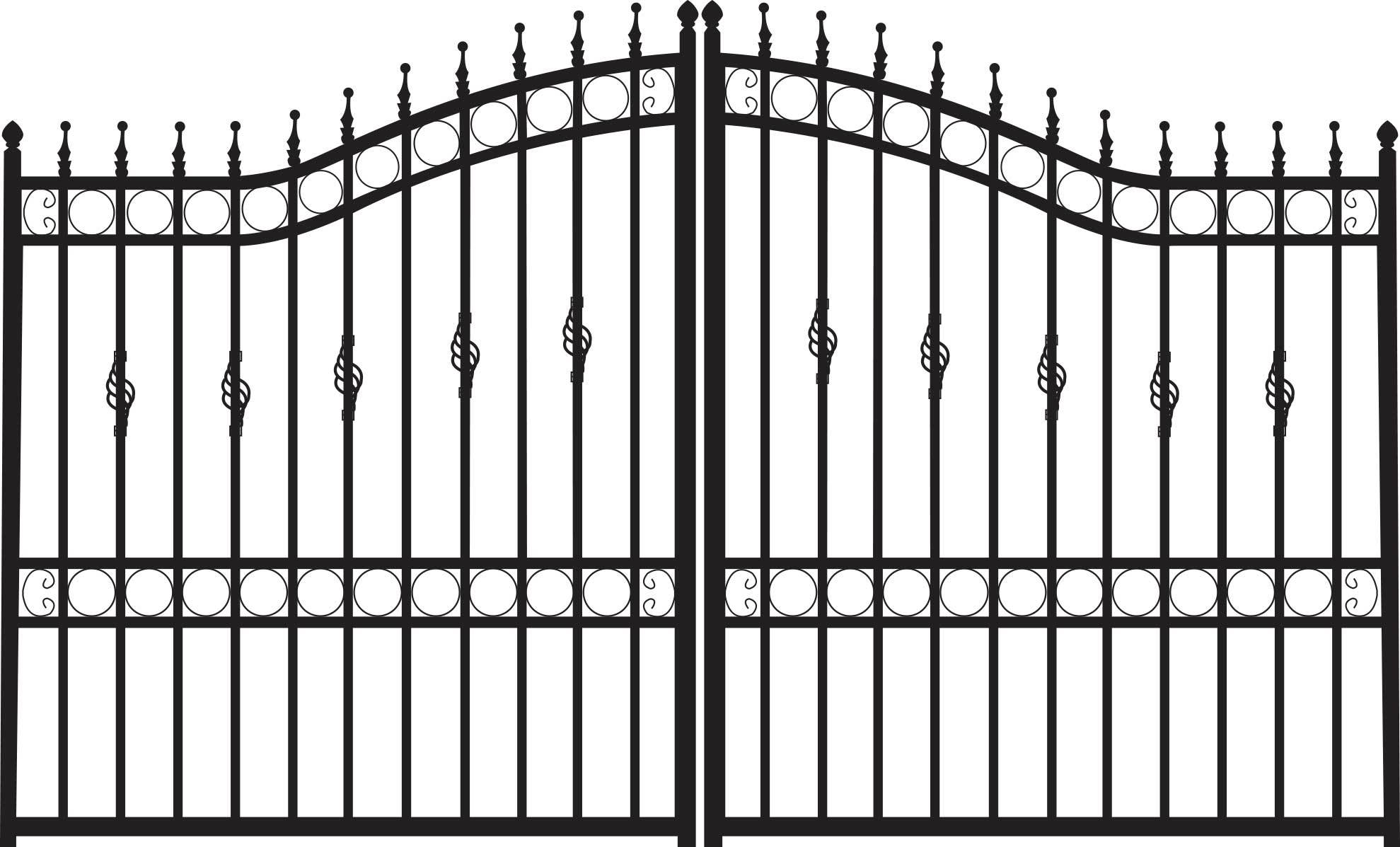Oxley Gates Metal The Elloughton Illustration