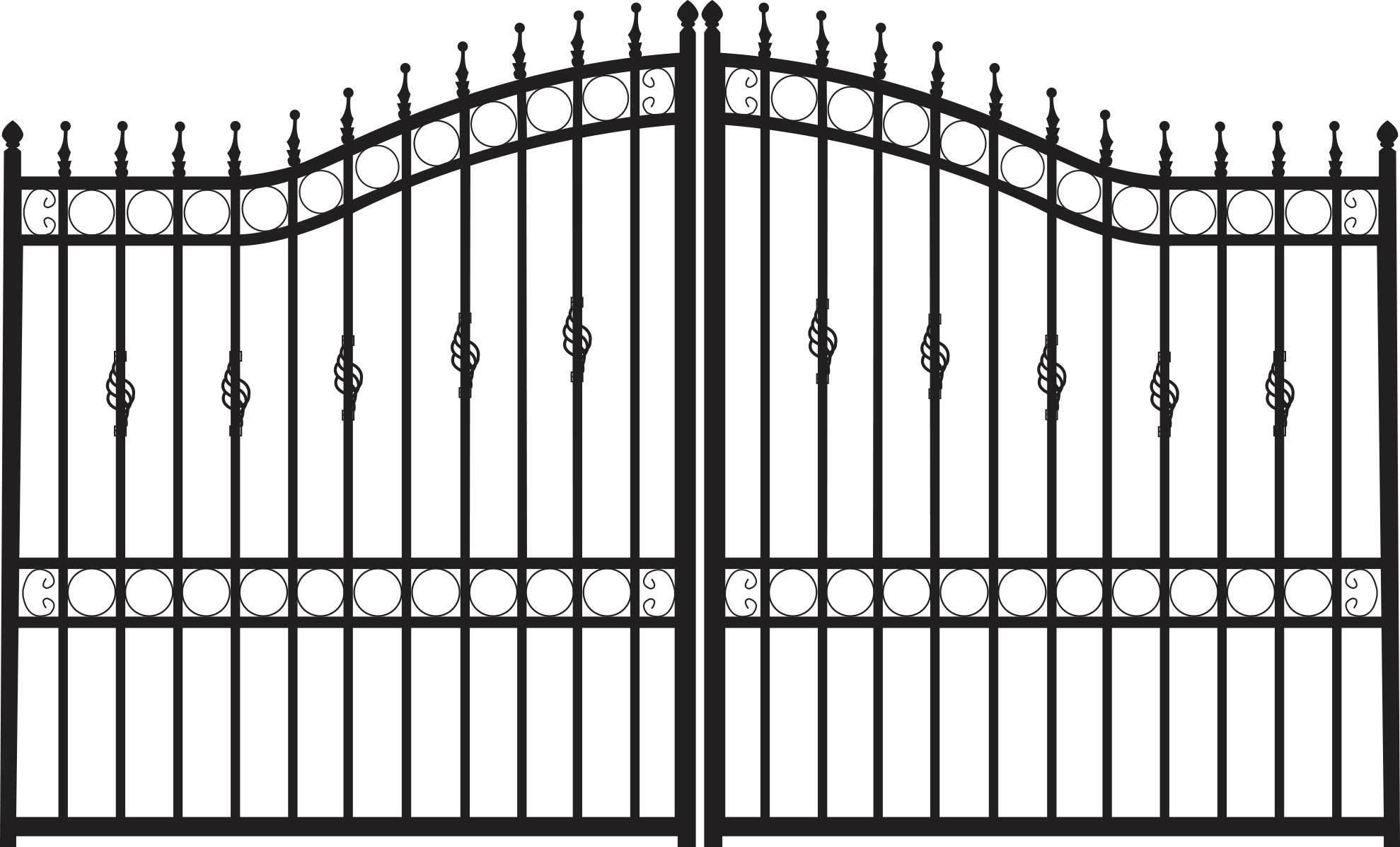 Oxley Gates Metal The Elloughton Illustration