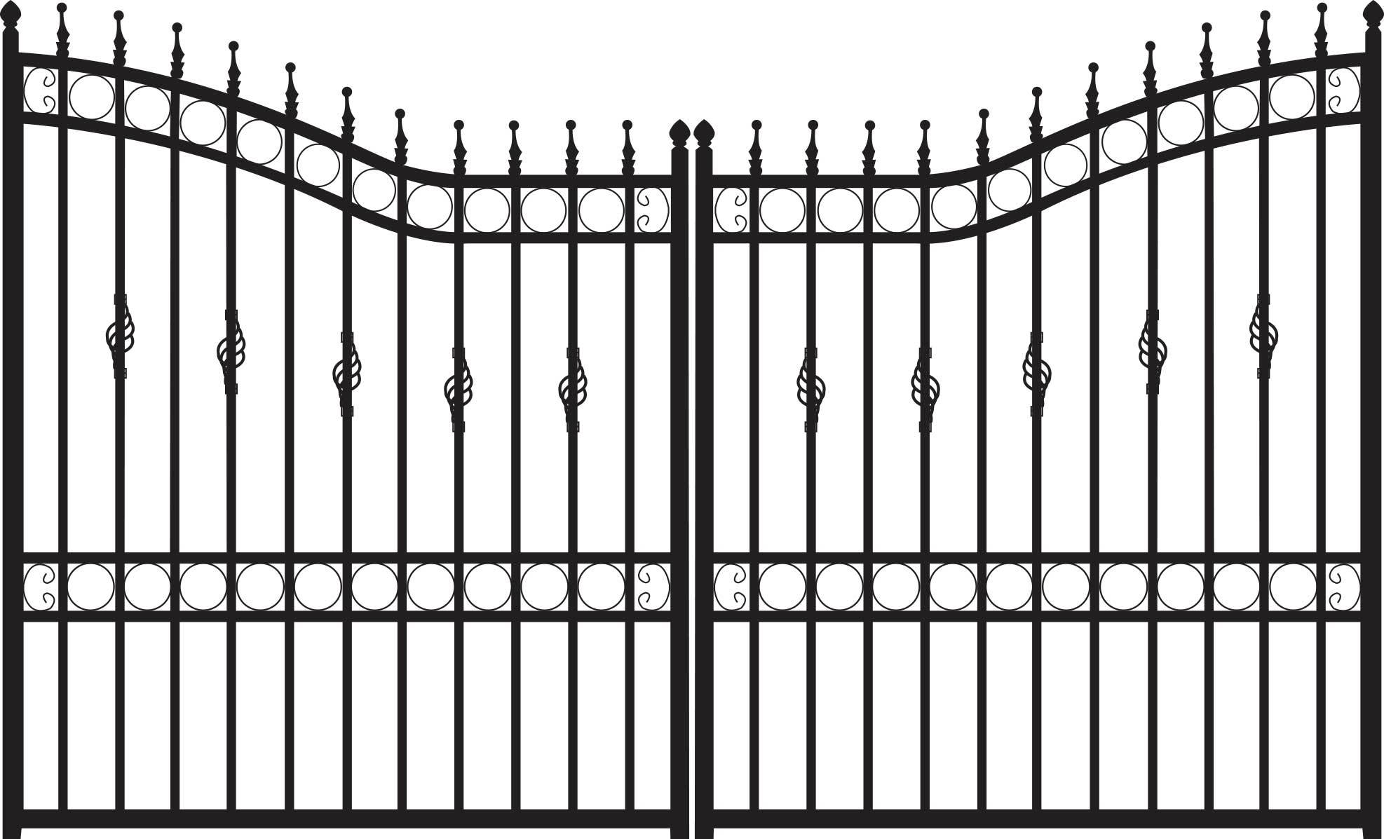 Oxley Gates Metal The Ferriby Illustration