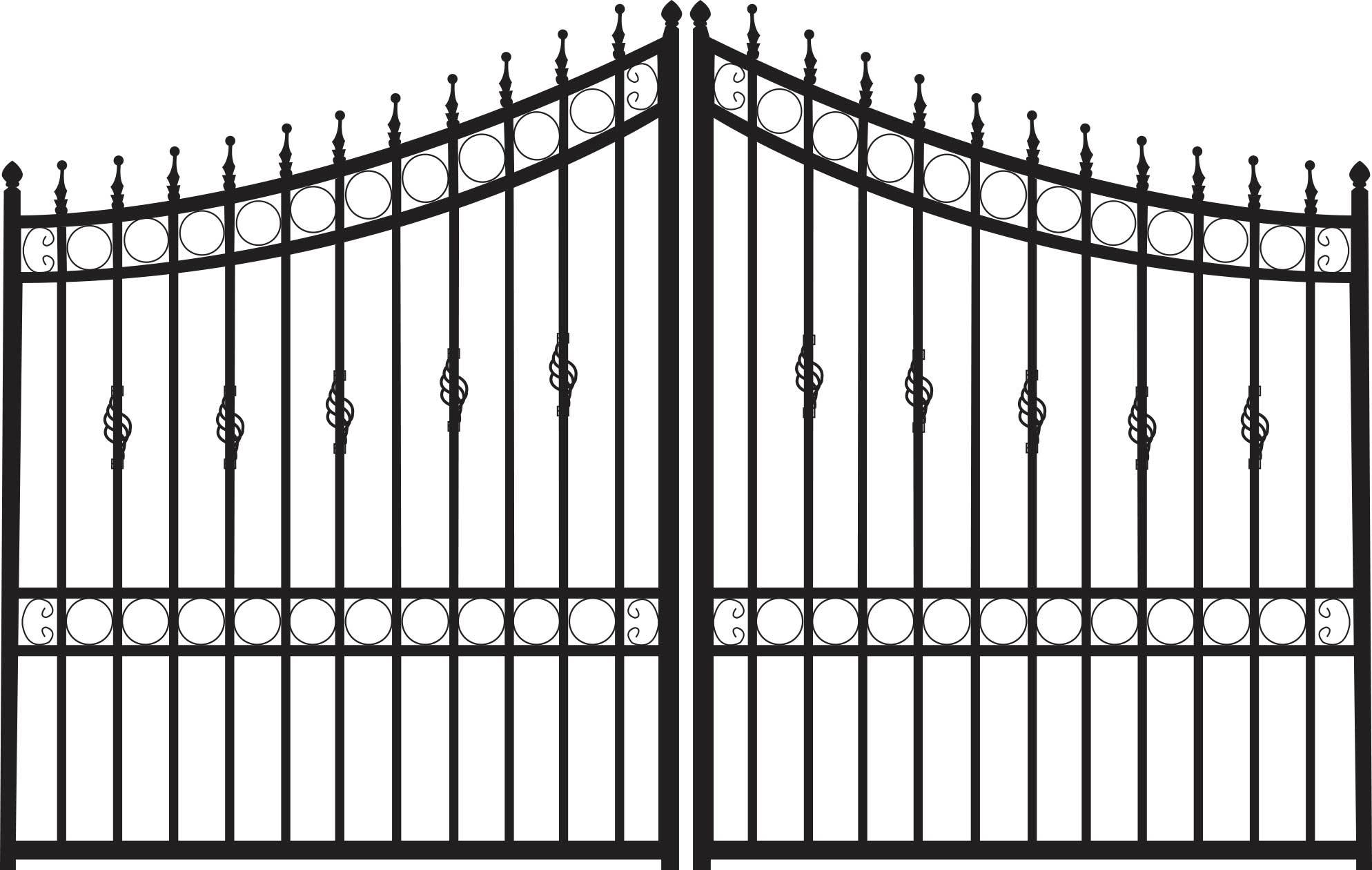Oxley Gates Metal The Lund Illustration
