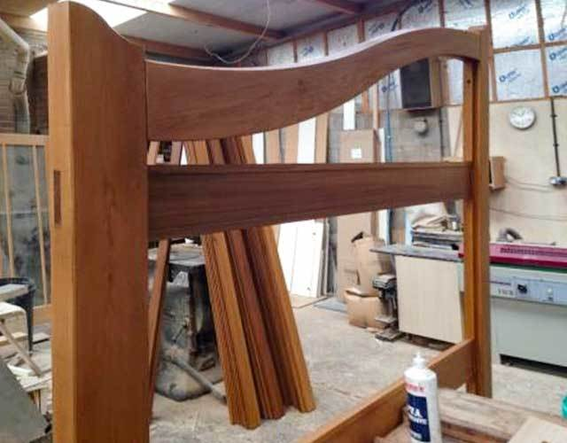 Oxley Gates Wooden Making Process