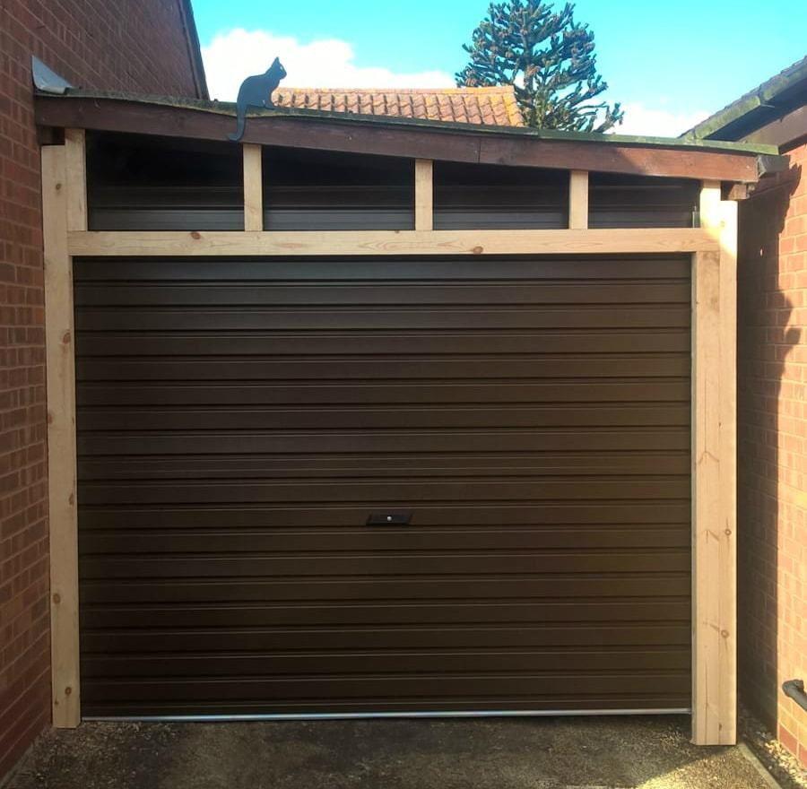 Mini Roller Garage Door in Scarborough