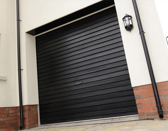 Oxley Single Skin Steel Roller Garage Door