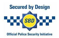 Oxley Secured By Design logo Sectional Designer