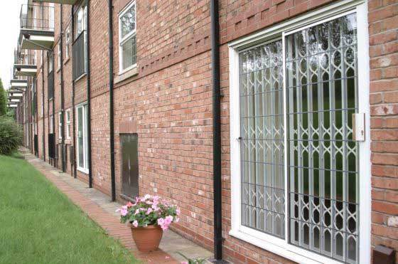 Oxley Security Grilles