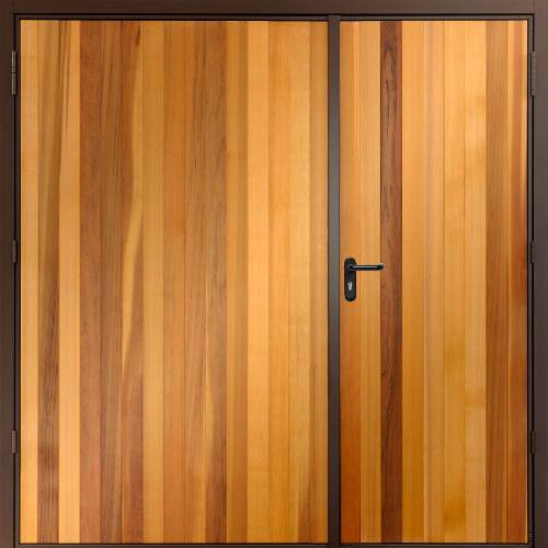 Vertical Cedar