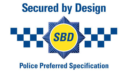 Oxley Secured By Design logo