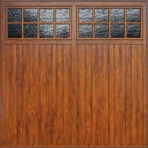 Timber Effect Steel Up And Over Garage Doors Oxley Doors