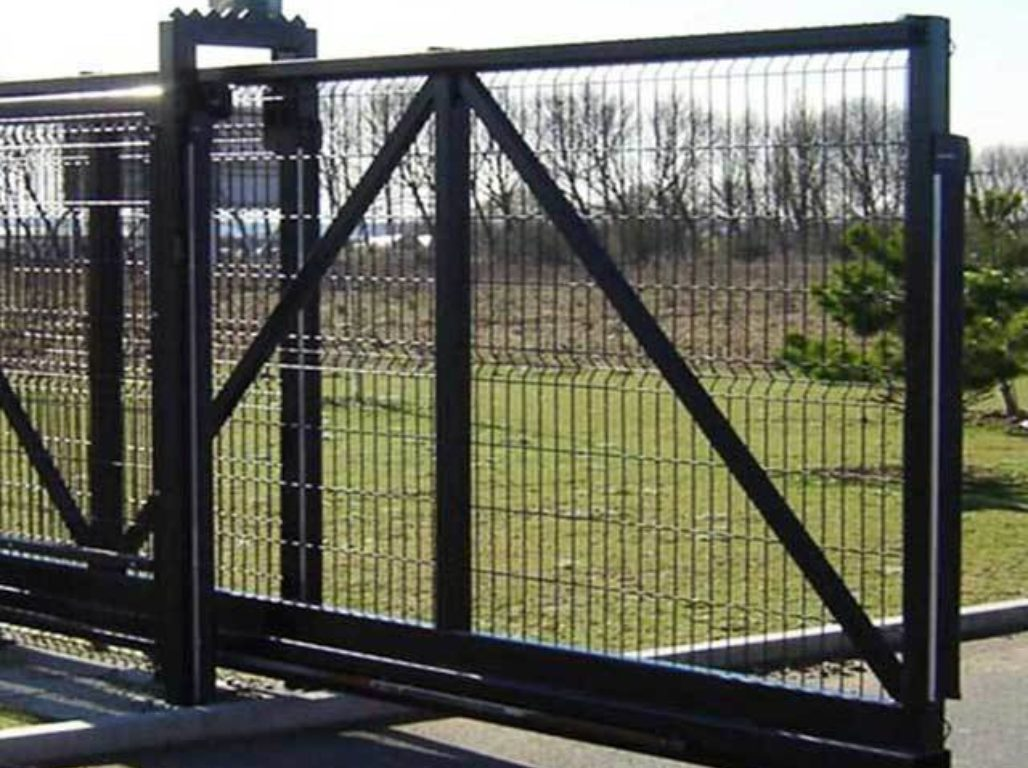 Oxley cantilever sliding automatic gate