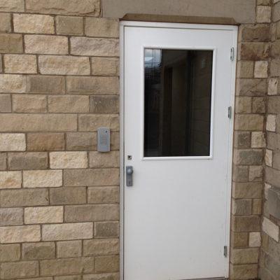 Wooden Entrance Door, Hull