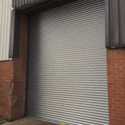 CE Marked Commercial Shutter, Hull