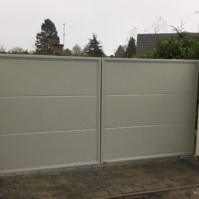 Automated Gates Fitted in Harrogate