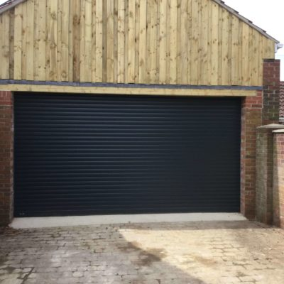 Insulated Roller Garage Door, York