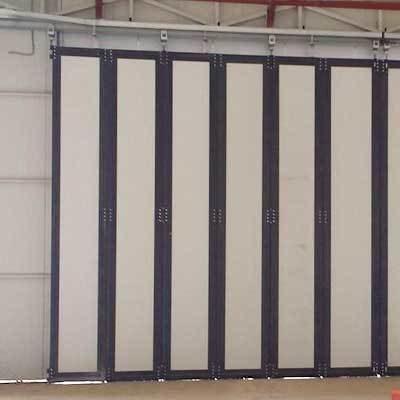 Folding Concertina Doors