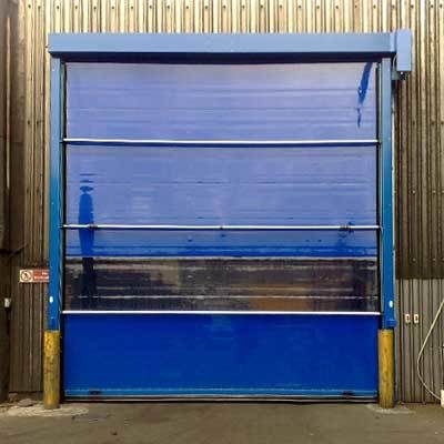 High Speed Shutter Doors