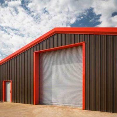 Industrial Shutter Doors