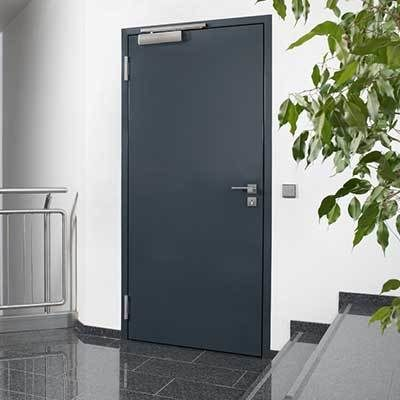 Steel Security Door Sets