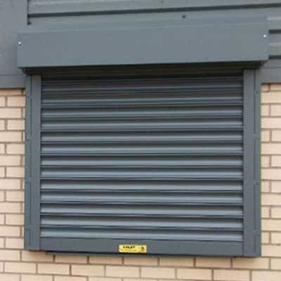 Security Shutters & Doors