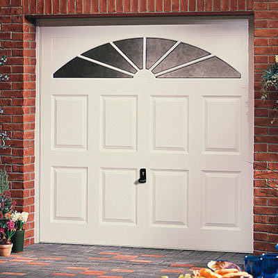 Composite GRP Up & Over Garage Doors