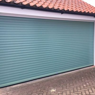 Insulated Roller Garage Door, Bury