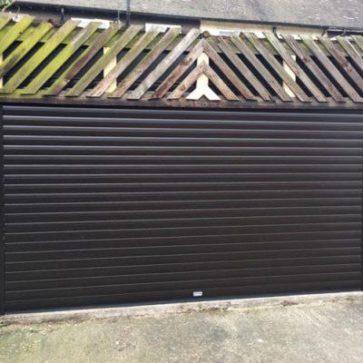 Insulated Roller Garage Door, Scunthorpe