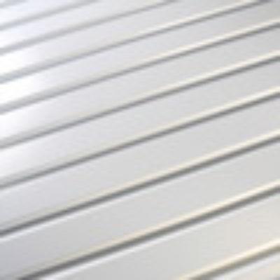 Single-Skin Roller White
