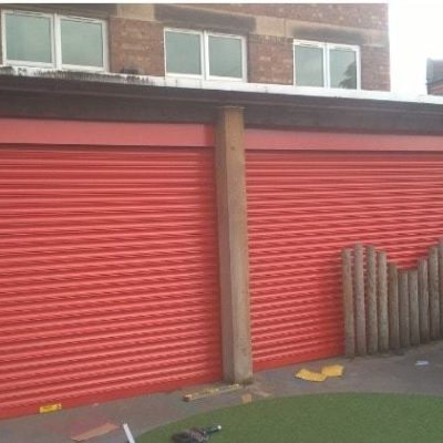 School Security Shutters, Barnsley