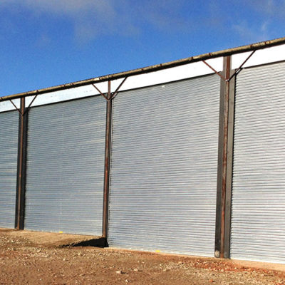 Warehouse Roller Shutter Doors, Hull