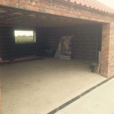 Seceuroglide Excel Insulated Roller Garage Door