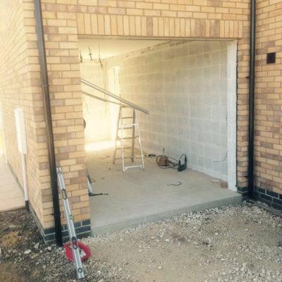 Steel Up and Over Garage Door, Leeds