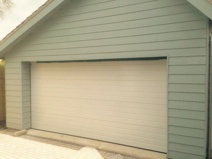 Premium Insulated Sectional Door