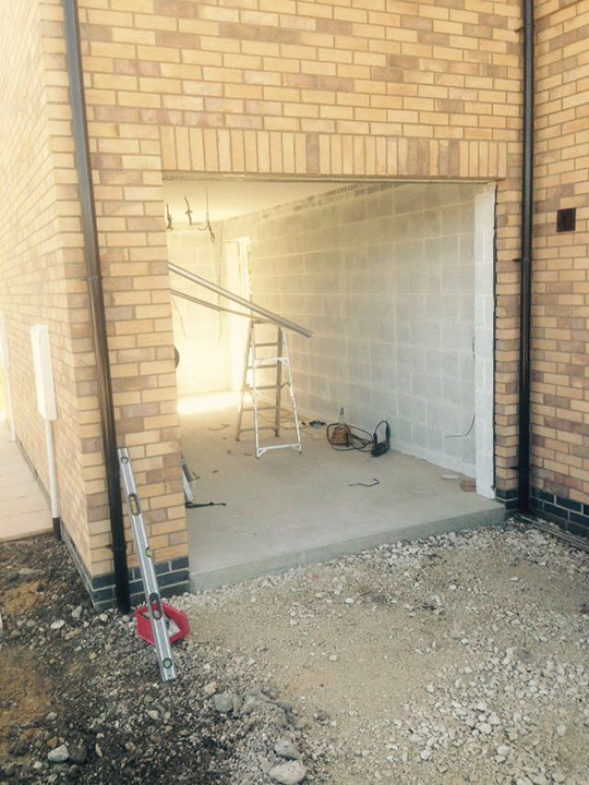 Novoferm Bedford Steel Up and Over Garage Door