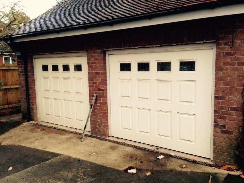 Insulated Sectional Garage Doors, York