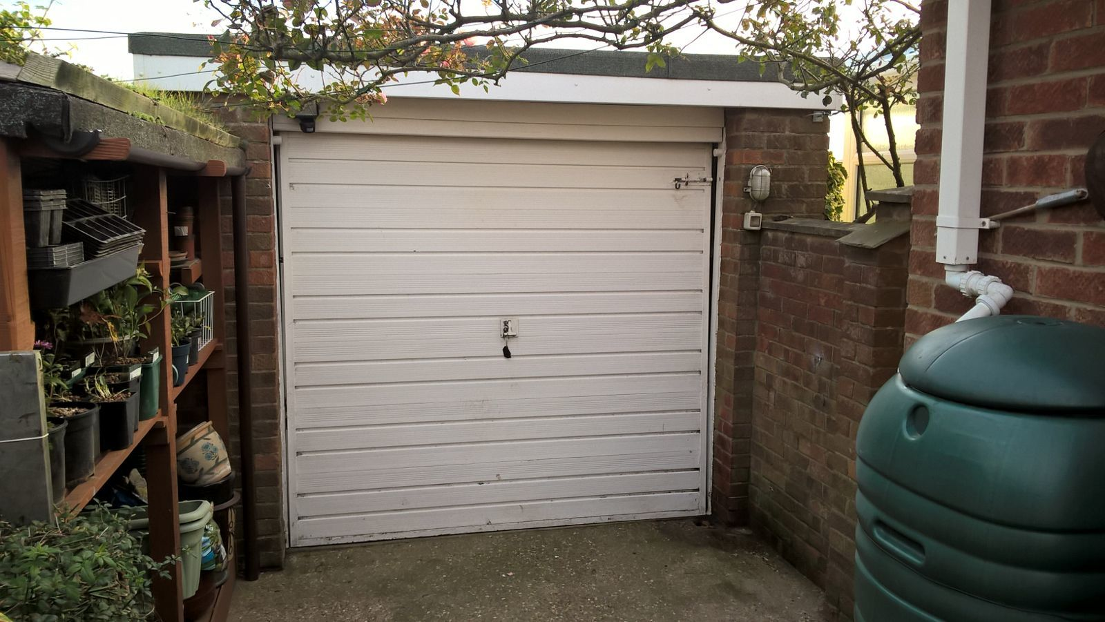 Steel Up & Over Garage Door, Bridlington